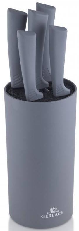 Gerlach Smart zestaw 5 noży w bloku | (499157)