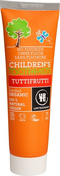 Urtekram Pasta do zębów dla dzieci Tuttifrutti 5288