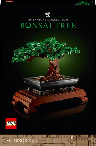 LEGO Creator Expert Drzewko bonsai 10281