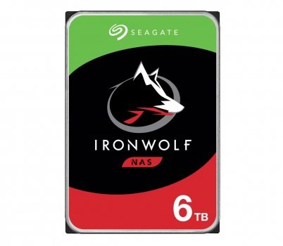 Seagate IronWolf (ST6000VN001)