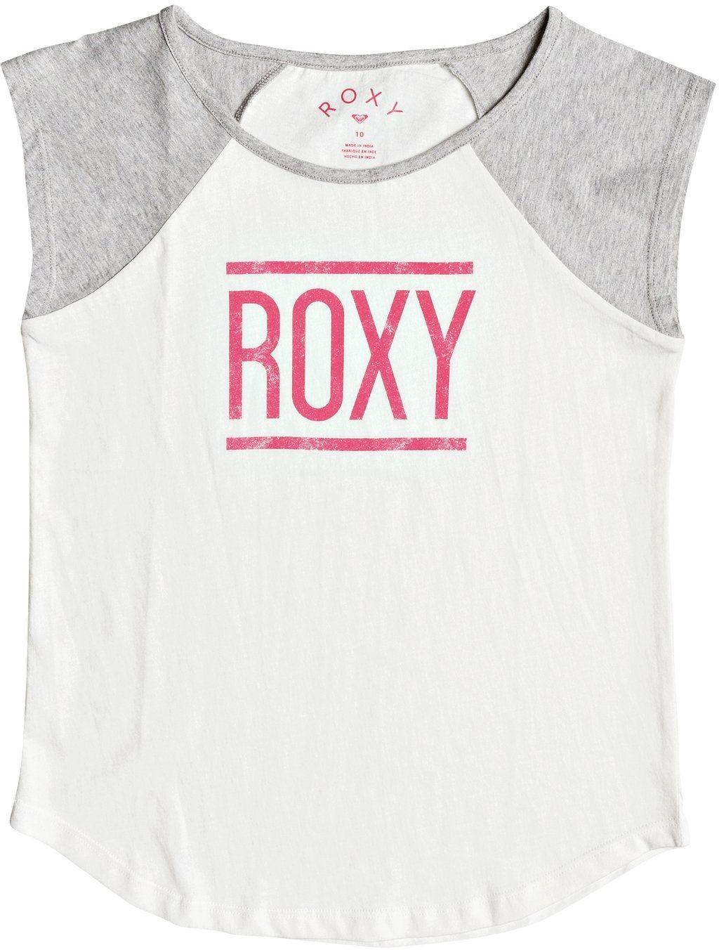 Roxy top HEAVENs A HEARTBREAK YOUTH Marshmallow WBT0