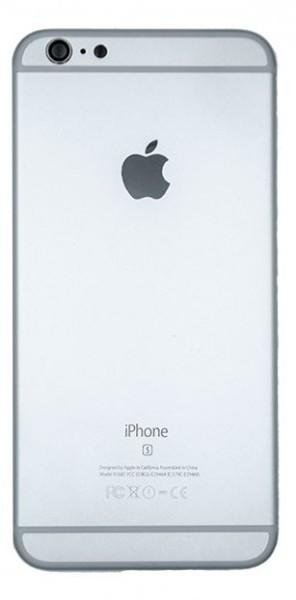 Apple iPhone 6S Space Gray Obudowa Tylna Korpus