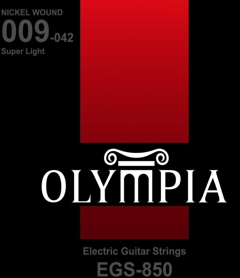 Olympia EGS-850 struny elektryczne 9-42