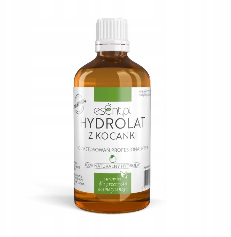 Hydrolat z Kocanki -blizny trądzik cera naczyniowa