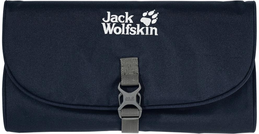 Jack Wolfskin Kosmetyczka WASCHSALON night blue - ONE SIZE apm_86130-1010