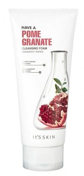 ITS SKIN Have a Pomegranate Cleansing Foam Odświeżająca pianka do mycia twarzy 150ml 1234592296
