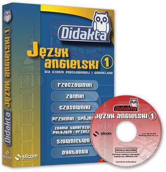 Silcom Multimedia DIDAKTA Język angielski 1