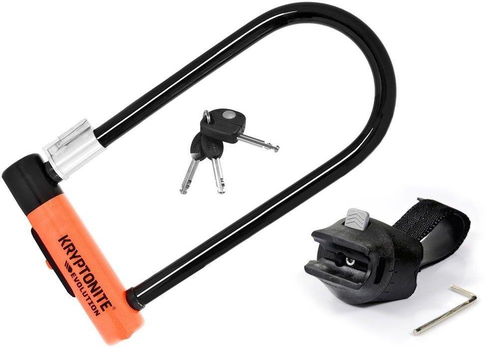 KRYPTONITE Zapięcie U-Lock Evolution STD 10.2x22.9cm z uchwytem DD 720018002130