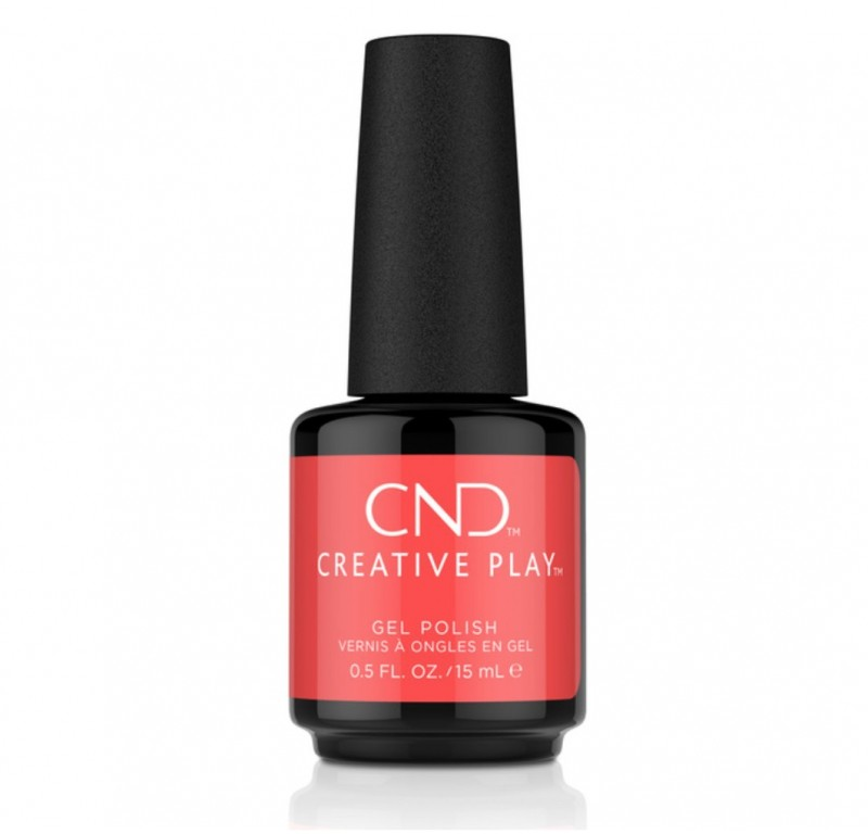 CND CND Gel Creative Play Coral Me Latter #410 15ml 991571