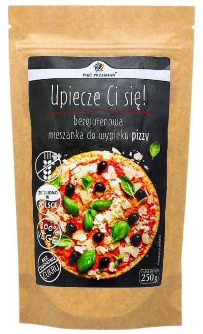 Pięć Przemian Mieszanka do wypieku Pizzy 250g