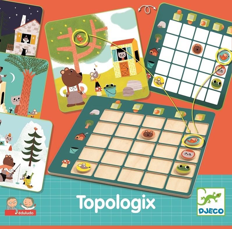 Djeco Topologix 08354