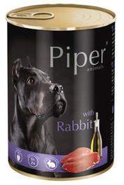 Dolina Noteci PIPER z królikiem 800 g mokra karma dla dorosłych psów