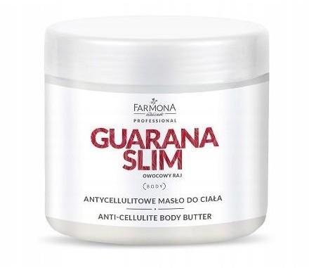 Farmona Professional Farmona Guarana Slim Antycellulitowe masło 500ml FAR000079