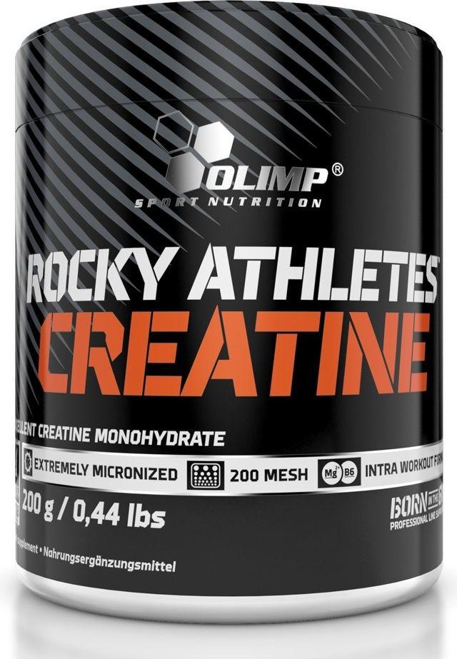 Olimp Rocky Athletes Creatine 200g roz uniw 5901330050190