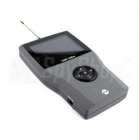 Spytechnology jjn digital Bardzo czuły wykrywacz telefonów komórkowych 2G/3G/4G oraz Wi-Fi i Bluetooth - CAM-105W