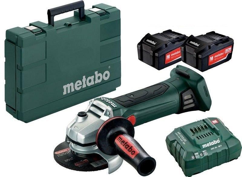 Metabo W 18 LTX 125 (613072890 / 4007430245069)
