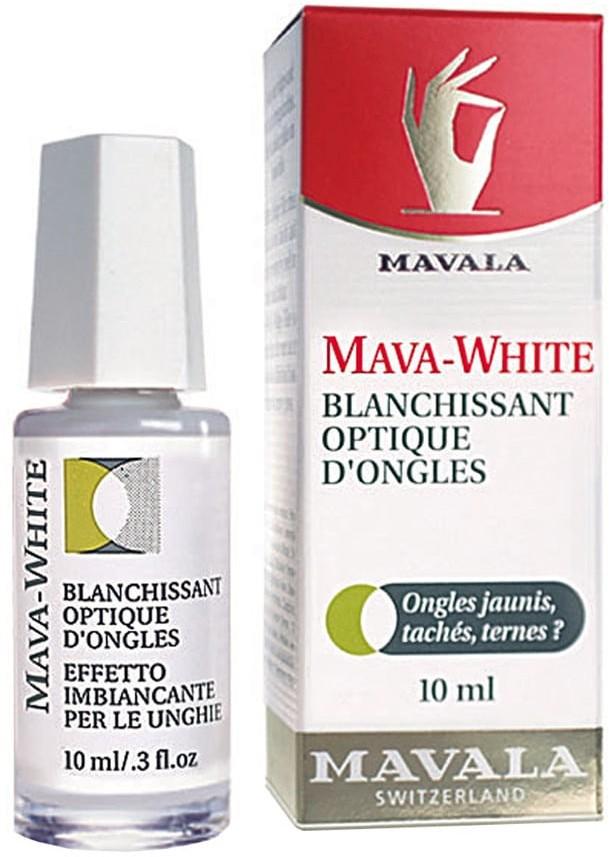 Mavala Mava-White Lakier bazowy 10 ml
