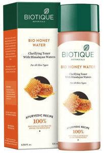 Biotique Tonik Organiczny z Miodem, Manjishta i Aloesem 120ml Biotique