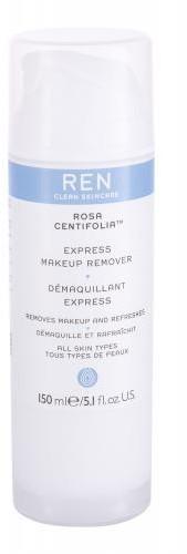 REN Clean Skincare REN Clean Skincare Rosa Centifolia Express demakijaż twarzy 150 ml