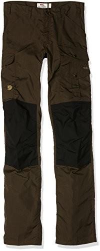 Fjällräven Barents Pro spodnie trekkingowe męskie, ciemnooliwkowe (Dark Olive), rozmiar 46, F81761-633 81761-633