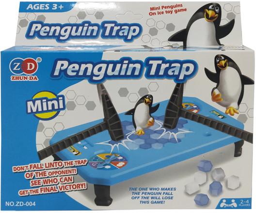 Icom Gra mini Pingwinki na lodzie