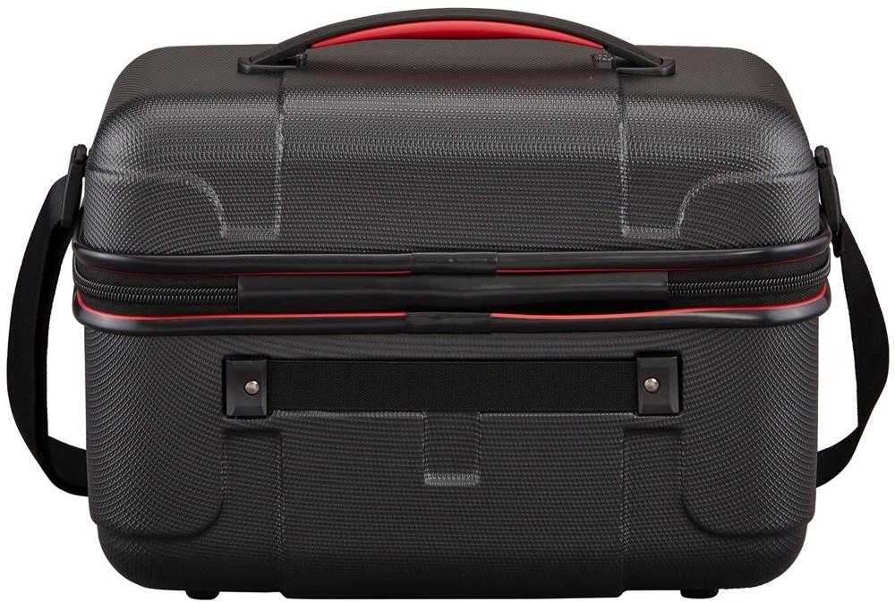 Travelite Vector kuferek podróżny / kosmetyczka twarda 20l / czarny 72003-01