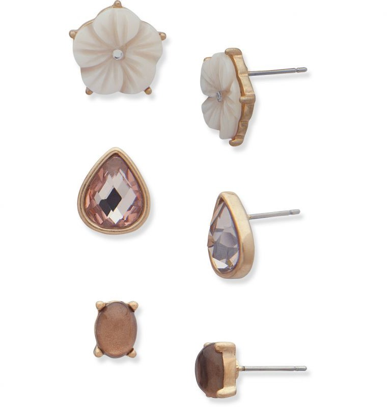 Lonna And Lilly Stud Earrings Set 60469008-C48