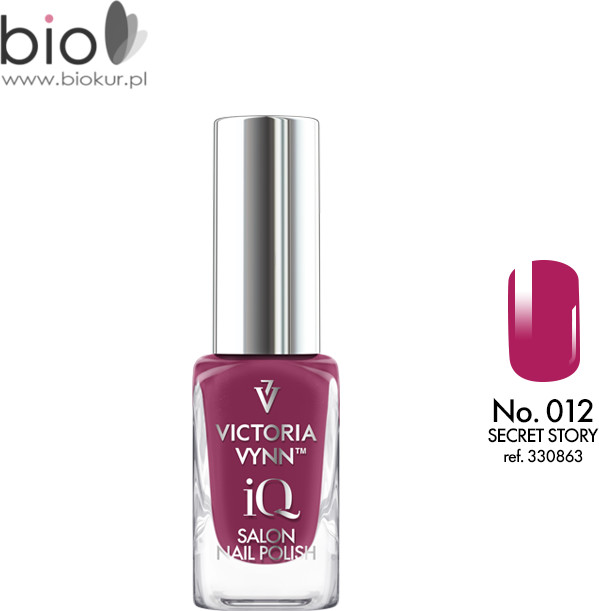 Victoria Vynn Lakier klasyczny Nail Polish iQ 012 PARFAIT PINK 9 ml 330863