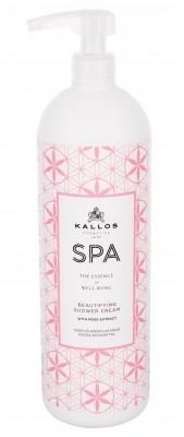 Kallos Cosmetics Cosmetics SPA Beautifying krem pod prysznic 1000 ml dla kobiet