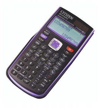 Citizen Kalkulator naukowy SR-270XPU purple SR-270XPU