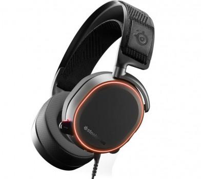 SteelSeries Arctis Pro czarne