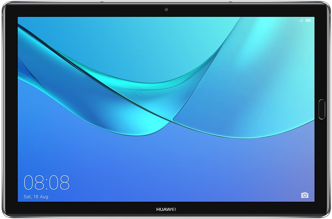 Huawei MediaPad M5 10 64GB LTE szary (53010BES)