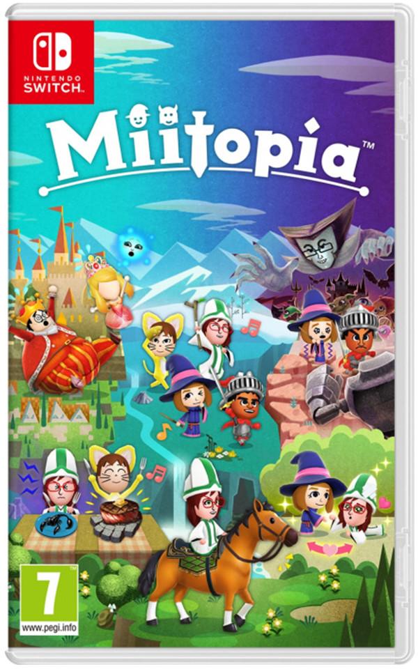 Miitopia (GRA NINTENDO SWITCH)