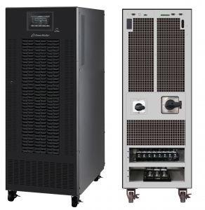 PowerWalker Zasilacz UPS 80kVA/80kW 3-fazowy VFI 80K CPG PF1 3/3 BX - DYSTRYBUTOR CZAT NA ŻYWO 10122163
