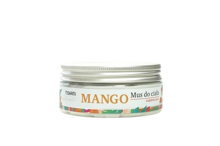 Mohani MOHANI_Wild Garden ujędrniający mus do ciała Mango 120g p-5902802720771