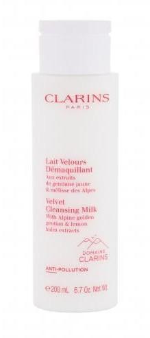 Clarins Clarins Velvet mleczko do demakijażu 200 ml dla kobiet