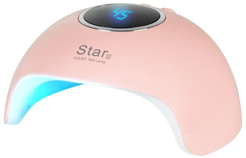 ACTIVESHOP LAMPA UV LED STAR 6 24W PINK