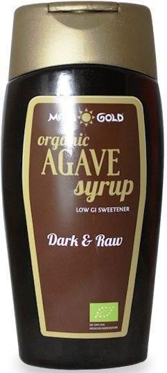 Maya Gold SYROP Z AGAWY CIEMNY BIO 350 g 250 ml) bioplanet-8719324204255
