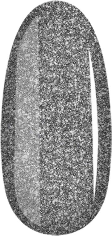 DUOGEL 003 Silver Black - lakier hybrydowy 6ml