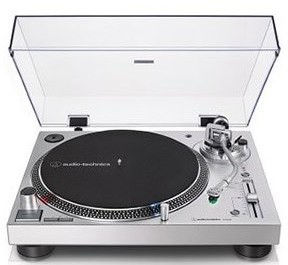 Audio-Technica AT-LP120X (AT-LP120X SILVER)