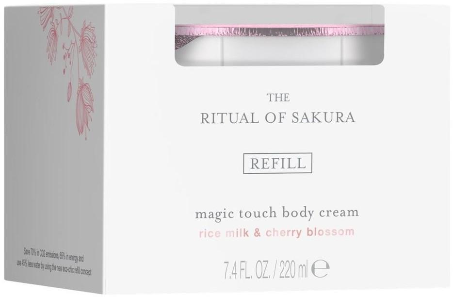 Rituals The Ritual of Sakura Body Cream Refill opakowanie uzupełniające 220 ml