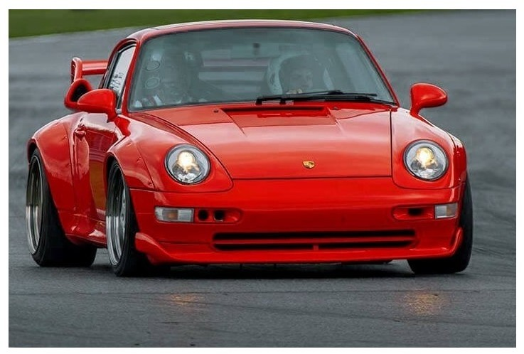 go racing Jazda Porsche 911 GT2 993 : Ilość okrążeń - 2, Tor - Tor Poznań pętla główna , Usiądziesz jako - Kierowca