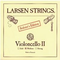 Larsen 639423) struna do wiolonczeli D Solo Soft 4/4