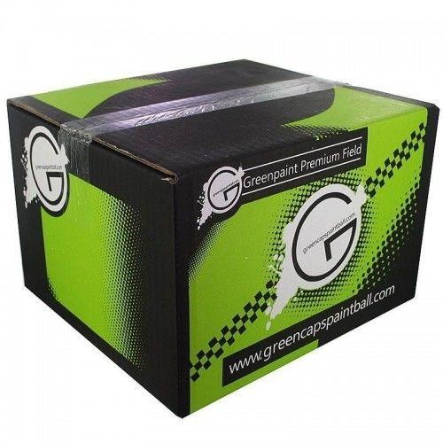 Greenbox caps Kulki paintballowe 0.50 Greenbox 4000 szt. E6A3-85405