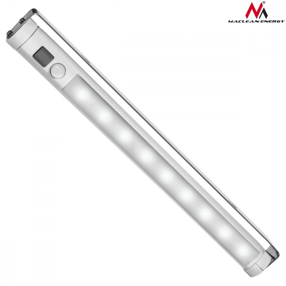 Maclean Lampa kuchenna podszafkowa Energy MCE166 9 SMD pir on/off LIMCLCLEDMCE166