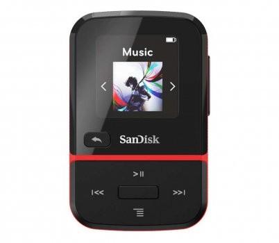 SanDisk Clip Sport Go SDMX30-016G-G46R