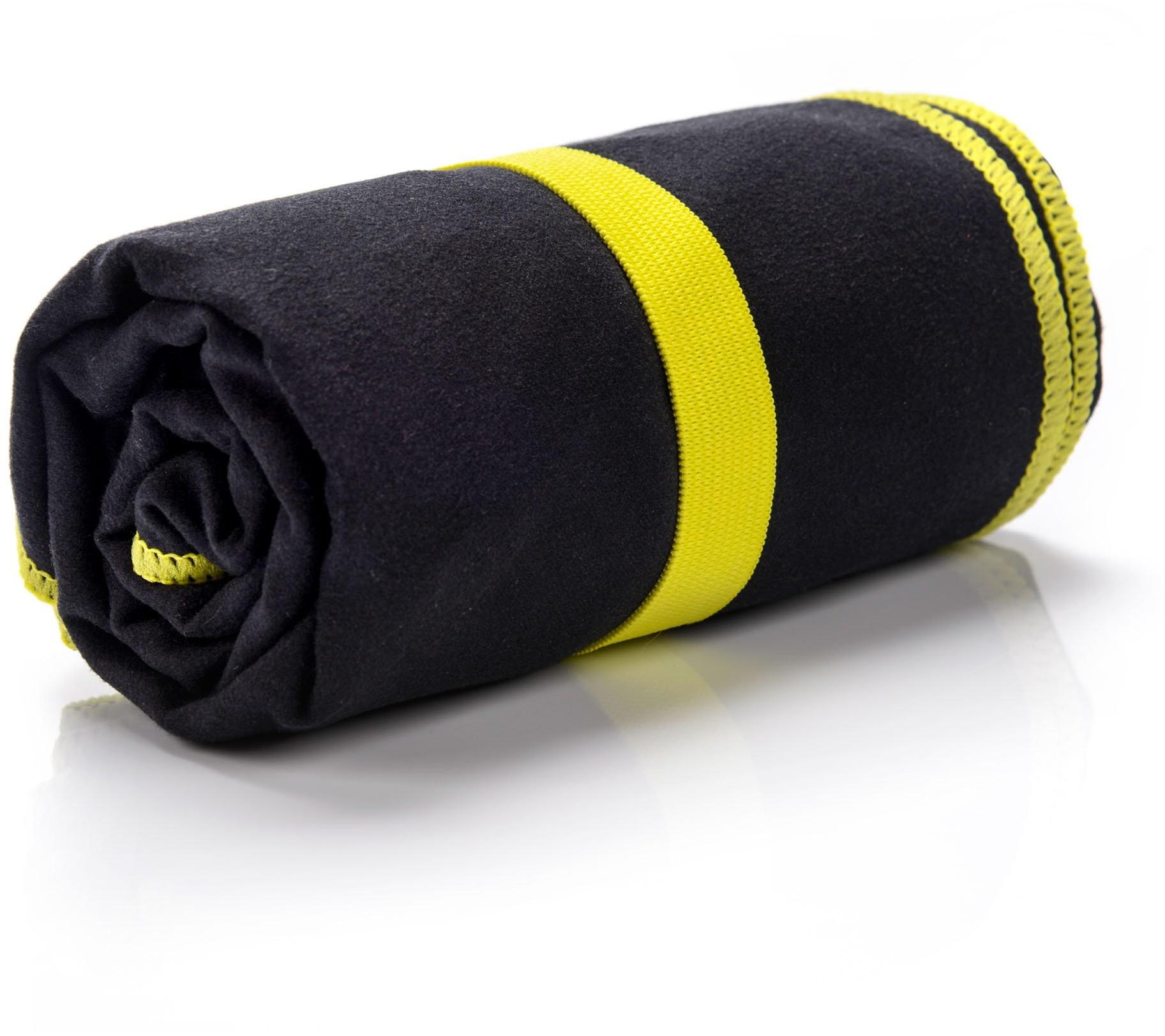 Meteor Ręcznik sportowy Meteor M 50x90 cm czarny 31575