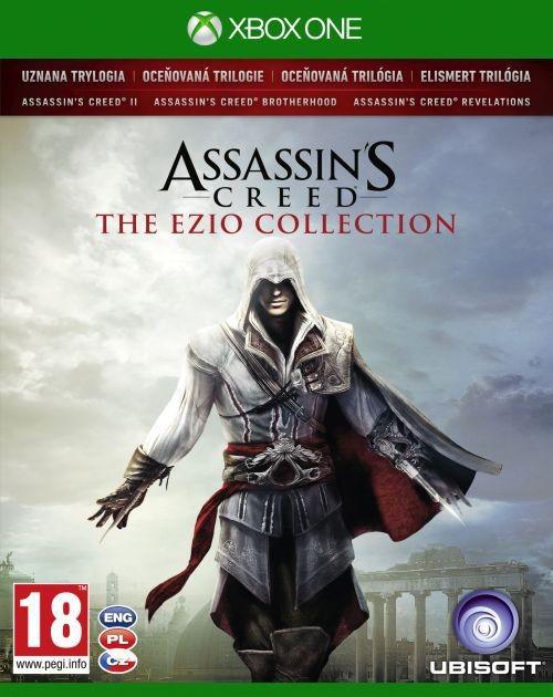 Assassins Creed The Ezio Collection (GRA XBOX ONE)