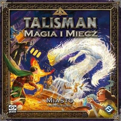 Galakta Talisman: Magia i Miecz - Miasto