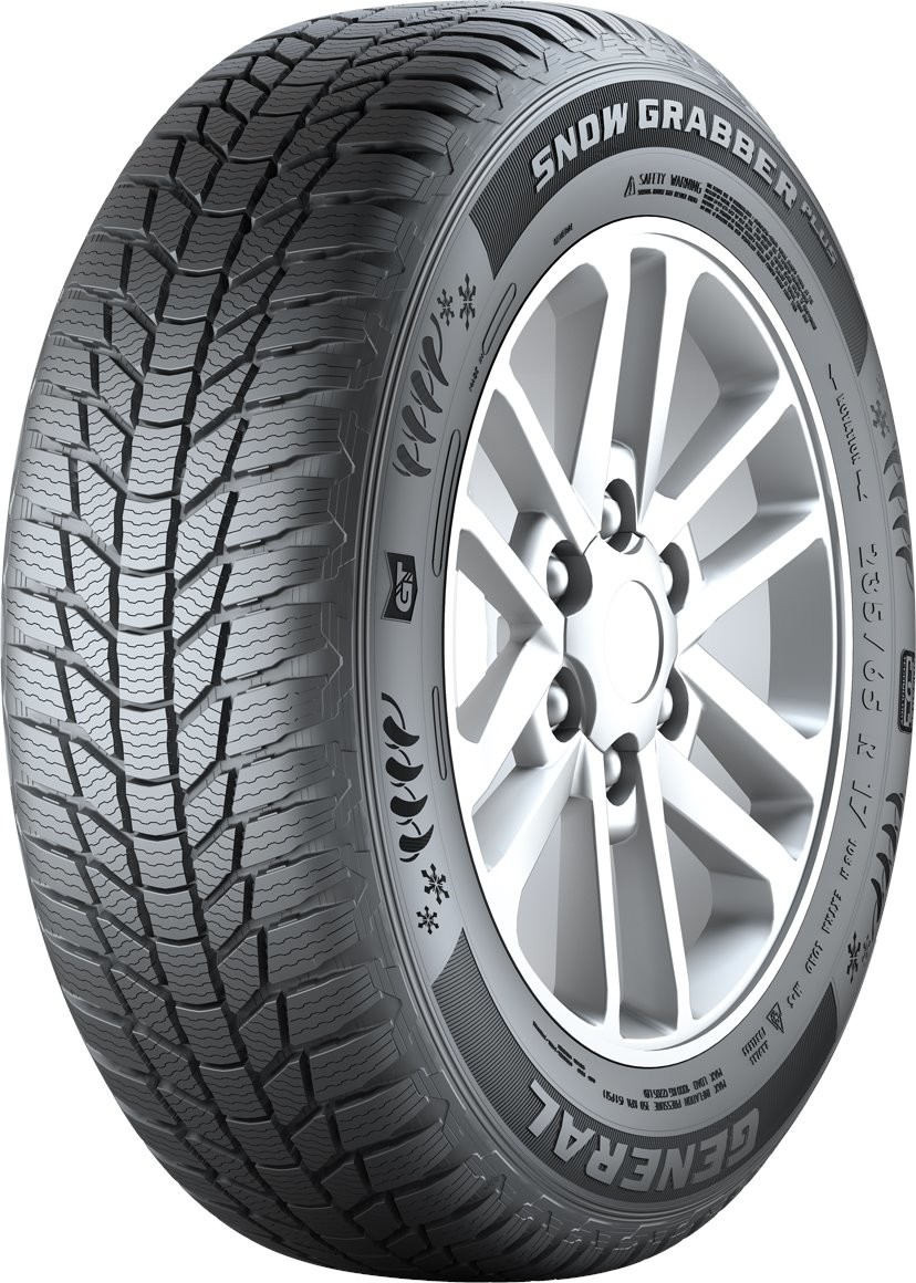 General Snow Grabber Plus 255/50R19 107V